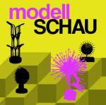 Sonderausstellung modellschau im Botanischen Museum Berlin, Plakat. © Y. Rieschl, Botanischer Garten und Botanisches Museum Berlin-Dahlem