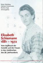 """Cover des Buches: """"Elisabeth Schiemann 1881–1972"""", Copyright Basilisken-Presse"""