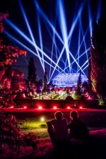 Das Licht Der Natur Zehnte Botanische Nacht Im Botanischen Garten