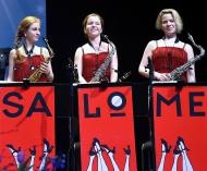 Damenorchester Salome / Sommerkonzert im Botanischen Garten Berlin