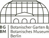 Logo Botanischer Garten und Botanisches Museum Berlin