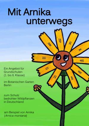 Arnica montana SchülerInnen-Arbeitsbuch Cover