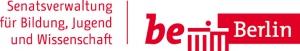 Logo Senatsverwaltung für Bildung, Jugend und Wissenschaft Berlin